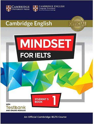 |Mindset For IELTS 1| خرید کتاب آزمون کمبریج مایند ست فور آیلتس 1| Mindset for IELTS|خرید کتاب زبان |خرید کتاب ایلتس |کتاب مایندست فور آیلتس |کتاب مایندست یک|خرید اینترنتی کتاب زبان |
