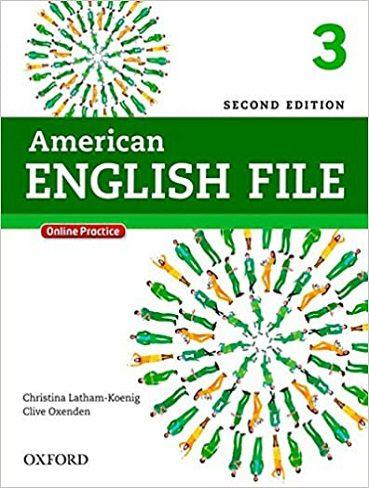 AMERICAN ENGLISH FILE 3|کتاب AMERICAN ENGLISH FILE 3|کتاب امریکن انگلیش فایل