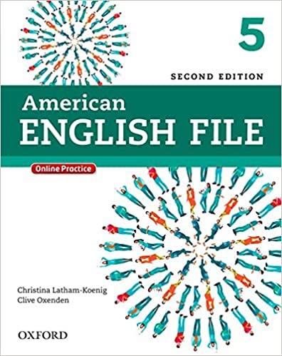 American English File 2nd 5