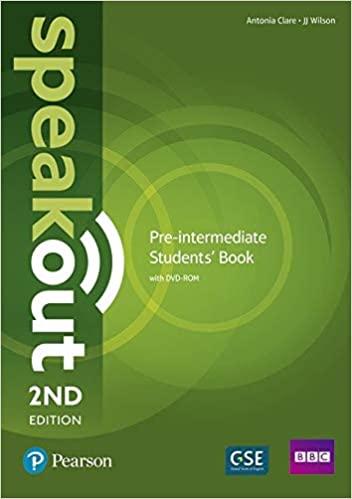 Speakout 2nd Pre-Intermediate|کتاب اسپیک اوت پری اینترمدیت|خرید کتاب اسپیک اوت پری اینترمدیت|کتاب Speakout Pre Intermediate|
