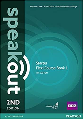 Speakout 2nd Starter|کتاب اسپیک اوت استارتر| خرید کتاب زبان