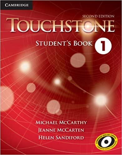 Touchstone 1 2nd|تاچ استون|کتاب تاچ استون 1|خرید کتاب Touchstone 1