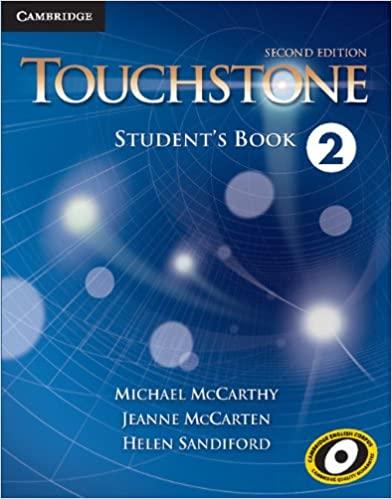 Touchstone 2|کتاب تاچ استون 2|خرید کتاب زبان تاچ استون
