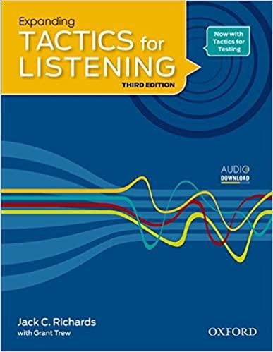|Tactics for Listening Expanding 3rd | کتاب Tactics for Listening Expanding | خرید کتاب Tactics for Listening Expanding | کتاب تکتیکس فور لیسنینگ | خرید کتاب تکتیکس فور لیسنینگ |کتاب تکتیک اکسپندینگ | خرید کتاب زبان |کتاب تکتیکس آبی